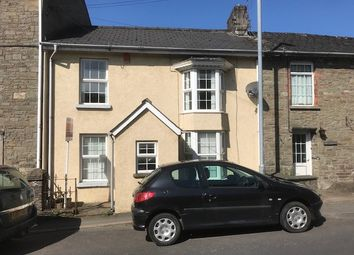 Thumbnail 2 bed terraced house for sale in New Road, Crickhowell