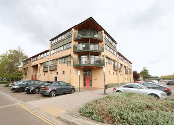 Thumbnail 2 bed flat for sale in South Fifth Street, Milton Keynes
