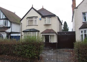 Thumbnail 3 bed detached house to rent in Barn Lane, Birmingham