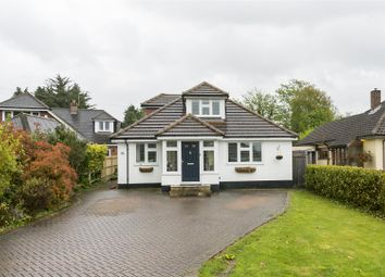 Thumbnail 5 bed bungalow for sale in Evelyn Road, Otford, Sevenoaks