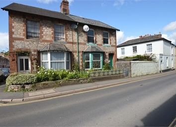 Thumbnail 3 bed semi-detached house for sale in Wolborough Street, Newton Abbot, Devon.