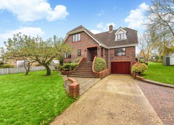 Thumbnail 4 bed detached house to rent in Hamm Court, Weybridge