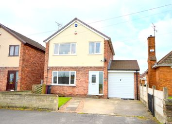 Thumbnail 3 bed detached house for sale in Fanshaw Road, Eckington, Sheffield