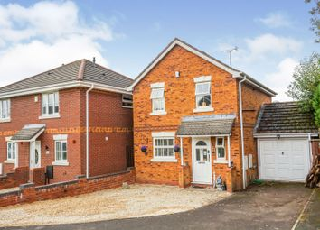 Thumbnail 4 bed detached house for sale in Watersmead Close, Wimblebury, Cannock