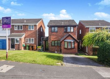 Thumbnail 3 bed detached house for sale in Larks Hill, Pontefract