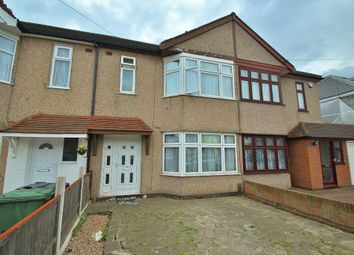 Thumbnail 3 bed terraced house to rent in Trelawney Road, Ilford