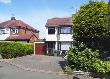 Thumbnail 3 bed semi-detached house to rent in Gunner Lane, Rubery, Birmingham