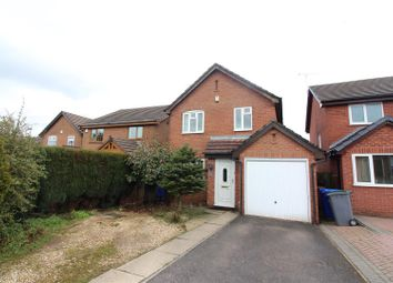 Thumbnail 3 bed detached house for sale in Saffron Close, Meir Park, Stoke-On-Trent