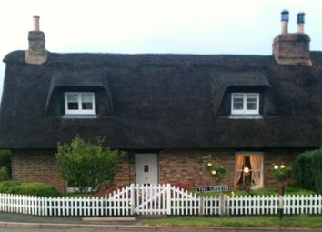 Thumbnail 2 bed cottage to rent in The Green, Rampton, Cambridge