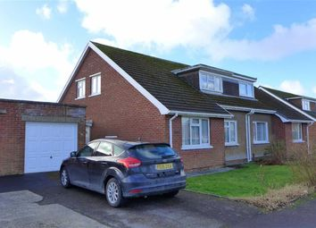 Thumbnail 3 bed bungalow for sale in Erw Goch, Aberystwyth, Ceredigion