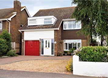 Thumbnail 4 bed detached house for sale in Bishopstone Lane, Beltinge, Herne Bay