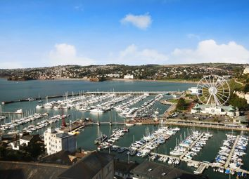 Thumbnail 3 bed flat for sale in Shirley Towers, Torquay