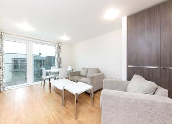 Thumbnail 1 bed flat to rent in Brooklyn Building, London