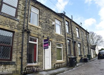 Thumbnail 1 bed terraced house to rent in Wellington Street, Wilsden, Bradford, West Yorkshire