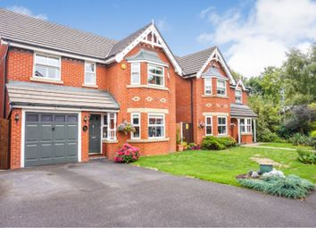 Thumbnail 4 bed detached house for sale in Heathfield Park, Widnes