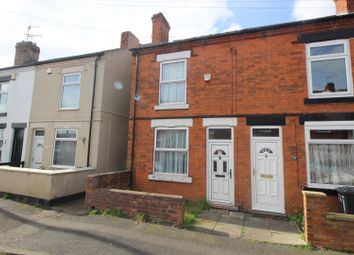 Thumbnail 2 bed terraced house for sale in Lower Park Street, Stapleford, Nottingham
