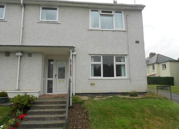 Thumbnail 1 bed flat to rent in Tynewydd Avenue, Pontnewydd, Cwmbran