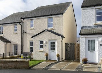 Thumbnail 3 bed property for sale in 46 Knoll Park, Galashiels