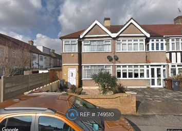 Thumbnail 3 bed end terrace house to rent in Mount Road, Dagenham