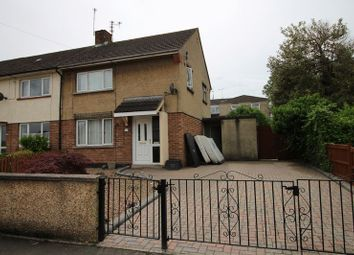 Thumbnail 3 bed end terrace house for sale in Park Road, Keynsham, Bristol