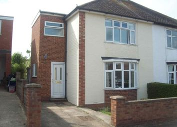 Thumbnail 2 bed semi-detached house to rent in Fern Road, Rushden