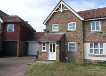 Thumbnail 2 bed terraced house to rent in Sheldon Close, Church Langley