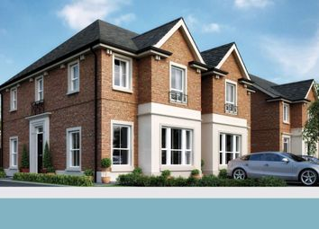 Thumbnail 3 bed semi-detached house for sale in The Clarence (B), Ballycraigy Road, Newtownabbey