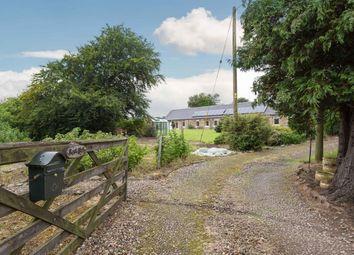 Thumbnail 4 bed farmhouse for sale in Broxburn, West Lothian