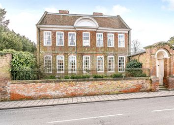 Thumbnail 4 bed detached house for sale in The Mansion, 21 Westgate, Louth, Lincolnshire