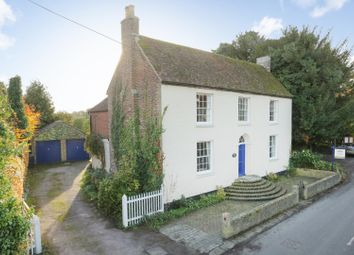 Thumbnail 5 bed detached house for sale in The Street, Staple, Canterbury