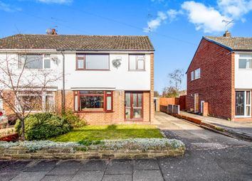 Thumbnail 4 bed semi-detached house for sale in Allans Meadow, Neston