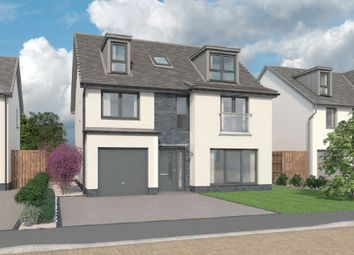 Thumbnail 5 bed detached house for sale in Auchinloch Road, Lenzie, Glasgow