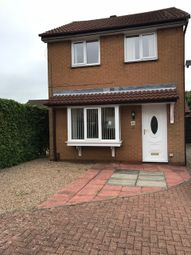 Thumbnail 3 bed detached house to rent in Hollinwell Close, Kirkby-In-Ashfield