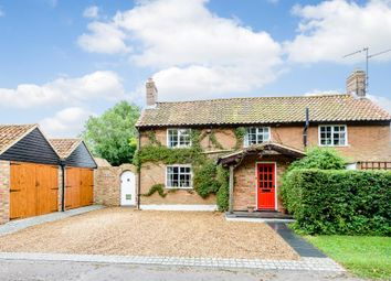 Thumbnail 4 bed cottage for sale in Yielden, Bedford, Bedfordshire