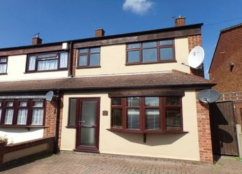 Thumbnail 3 bed end terrace house to rent in Flamingo Walk, Hornchurch