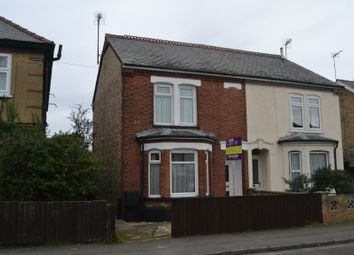 Thumbnail 3 bedroom semi-detached house for sale in Hereward Street, March