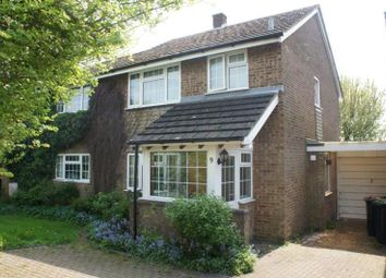 Thumbnail 4 bed detached house to rent in 9 Bowling Green Road, Cranfield, Beds