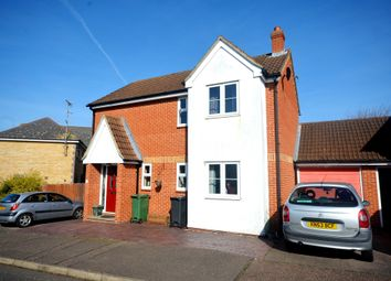 Thumbnail 3 bed link-detached house for sale in Clouded Yellow Close, Braintree