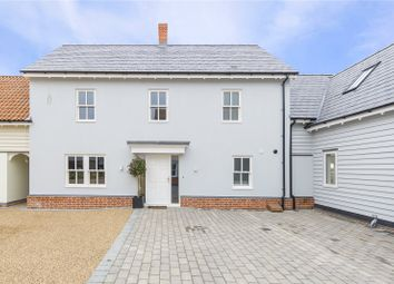 Thumbnail 4 bedroom link-detached house for sale in Old Lodge Court, White Hart Lane, Chelmsford, Essex