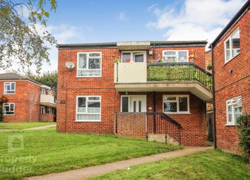 Thumbnail 2 bed flat for sale in Gamewell Close, Norwich