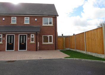 Thumbnail 3 bed semi-detached house for sale in Cavalcade Close, Off Stroud Avenue, Willenhall