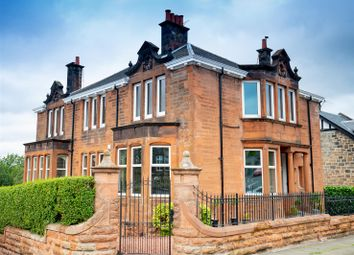 Thumbnail 5 bed detached house for sale in Blair Road, Blairhill, Coatbridge
