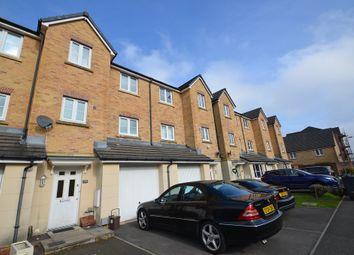 Thumbnail 4 bedroom town house to rent in Tatham Road, Llanishen, Cardiff