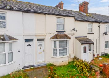 Thumbnail 2 bed terraced house for sale in Godinton Road, Ashford