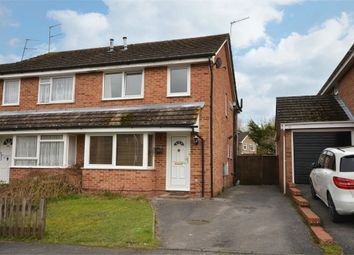 Thumbnail 3 bed semi-detached house to rent in Longfield Road, Fair Oak, Eastleigh, Hampshire