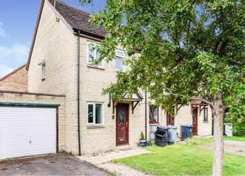 Thumbnail 2 bed end terrace house for sale in Manor Road, Witney