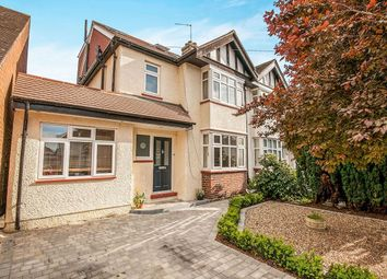 Thumbnail 4 bed semi-detached house for sale in Norton Avenue, Berrylands, Surbiton