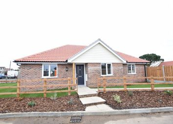 Thumbnail 3 bed detached bungalow for sale in Holland Road, Little Clacton, Clacton-On-Sea