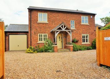 Thumbnail 4 bedroom detached house to rent in Newport Road, Woughton On The Green