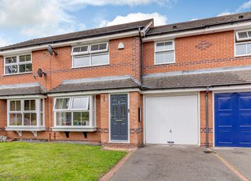 Thumbnail 3 bed terraced house for sale in Chater Drive, Sutton Coldfield